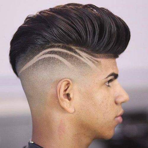 What makes the fade so cool is how versatile yet  low